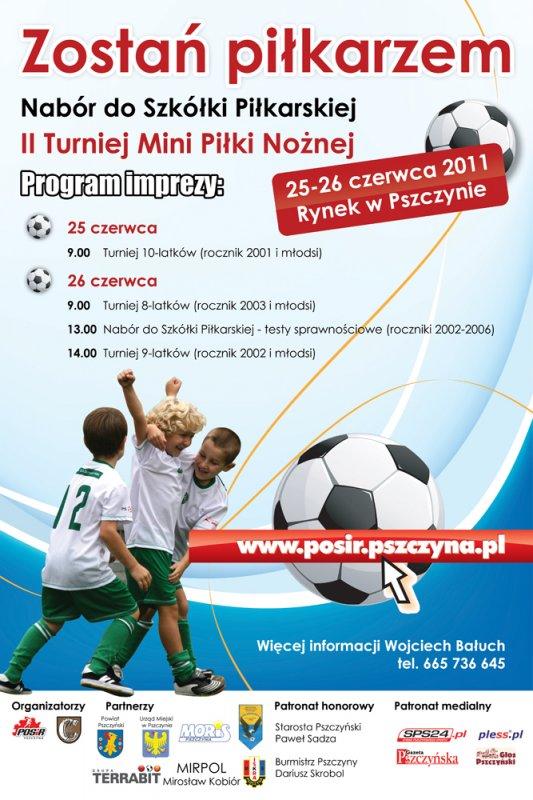 Plesspl Turniej Piłkarski Na Rynku Pszczyna