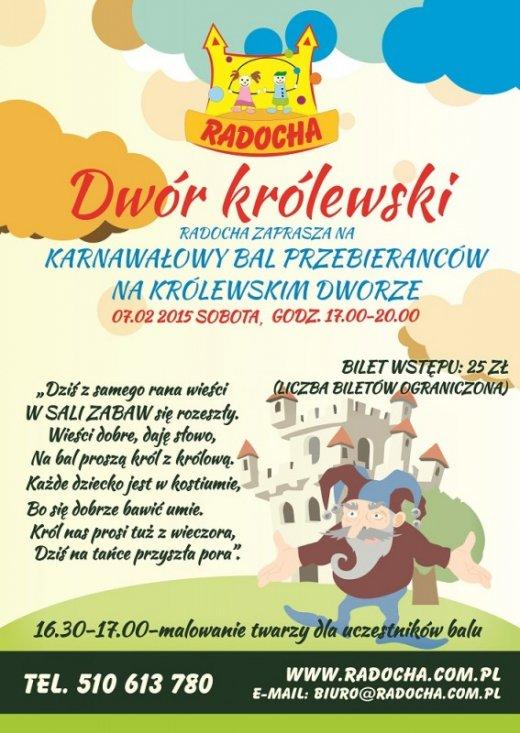 Plesspl Radocha Karnawałowy Bal Na Zamku Pszczyna