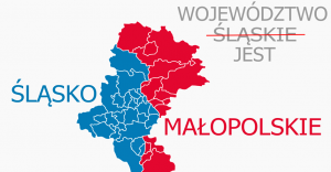 Woj. śląsko-małopolskie? Organizacje łączą siły i chcą zmiany nazwy